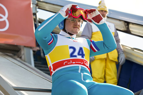 Recensie Eddie the Eagle
