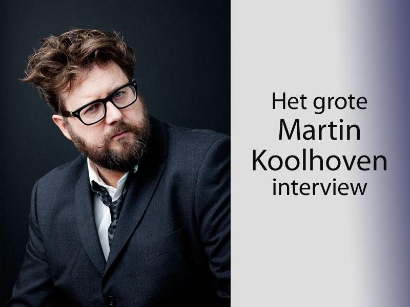 Martin Koolhoven (foto: Joshua Rood)