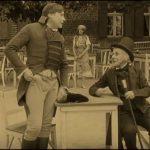 Balduin en Scapinelli in der Student von Prag (1913)