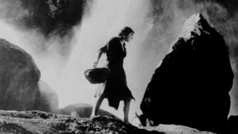 Still uit Das blaue Licht (1932) van Leni Riefenstahl