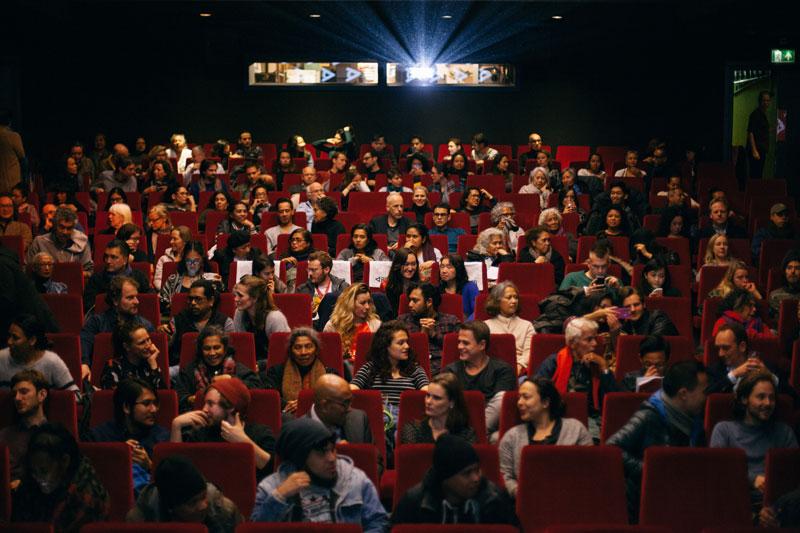 Sfeerimpressie CinemAsia Film Festival 2017 (Foto: Almicheal Fraay)