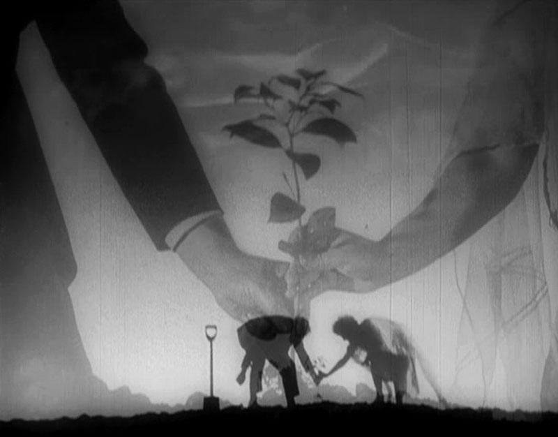 Geheimnisse einer Seele: symbolische weergave van de kinderwens van Fellman en zijn vrouw, waarover de chemicus vertelt tijdens zijn psychoanalyse.