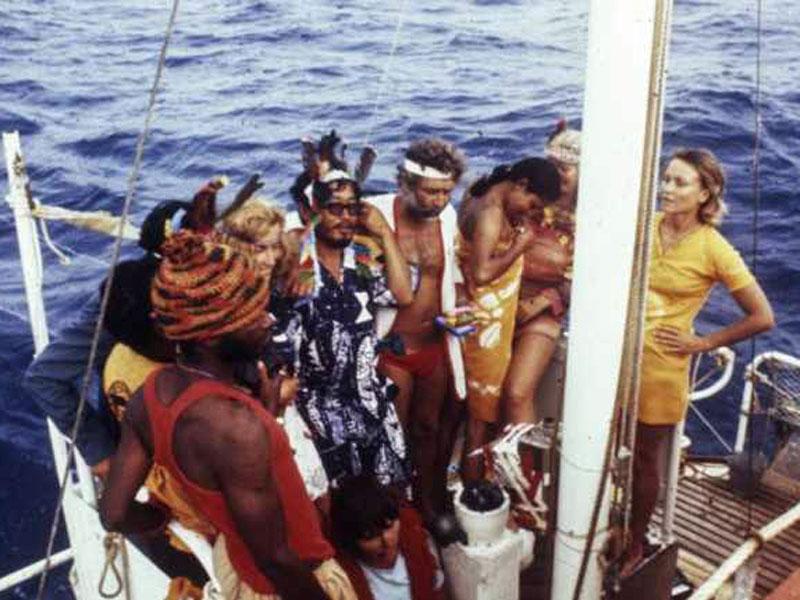 Hook up cultuur Atlantische Oceaan