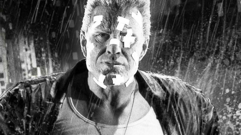 Sin City (o.a. Robert Rodriguez, 2005)