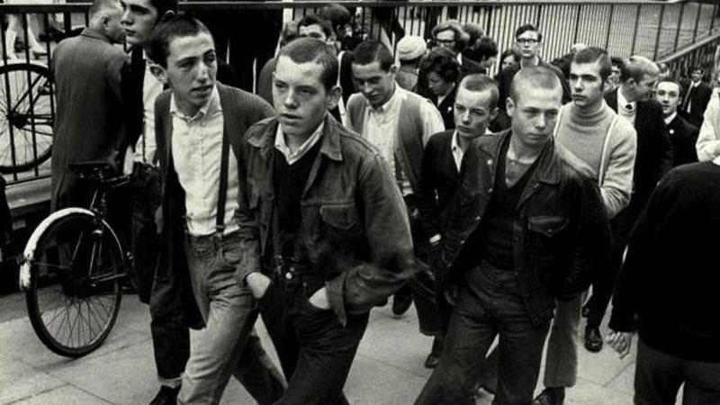 Engelse jeugdcultuur jaren 60