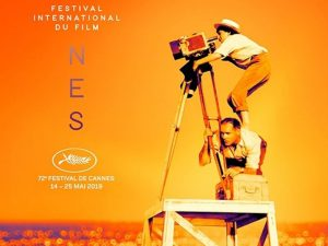 Poster Filmfestival Cannes 2019