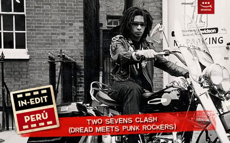 Two Sevens Clash (Dread Meets Punk Rockers) (2017)