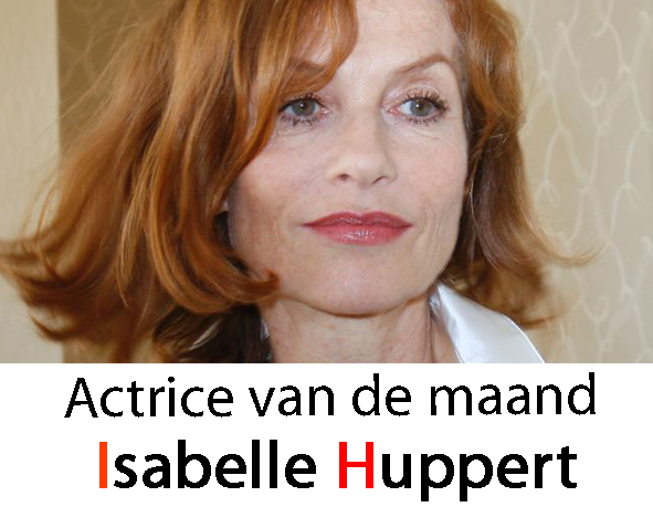 Special over Isabelle Huppert