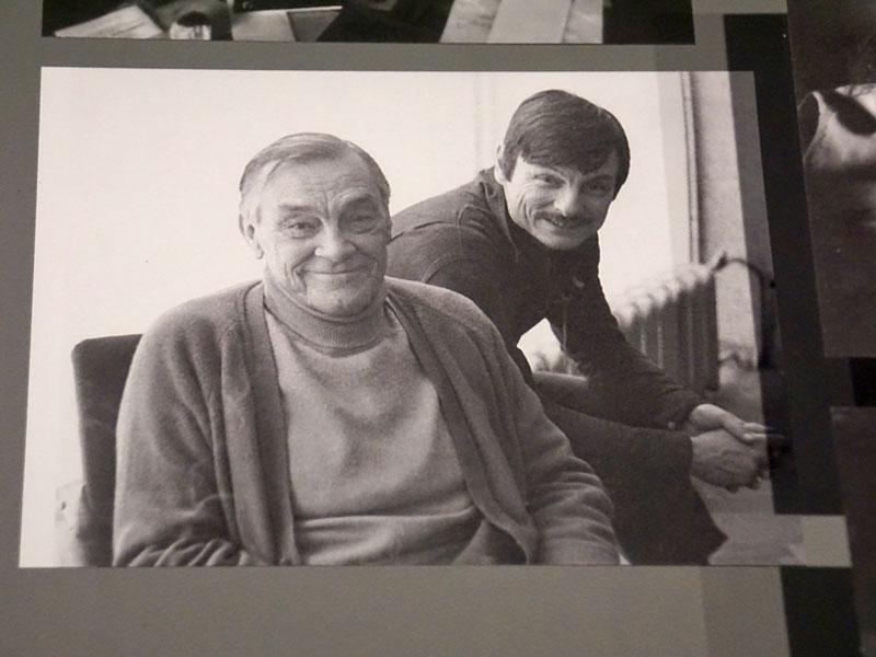 Opening tentoonstelling Andrej Tarkovski