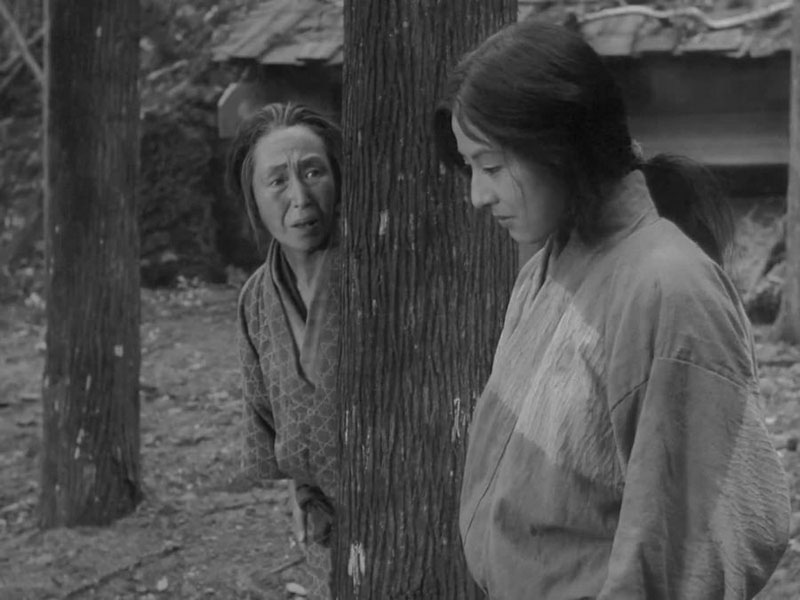 Sanshō the Bailiff (1954)