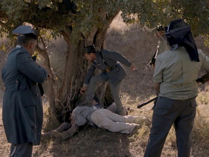 The Death of Antonio Sanchez