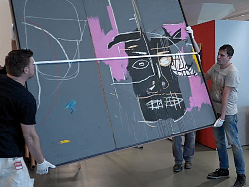 Basquiat in Heerlen