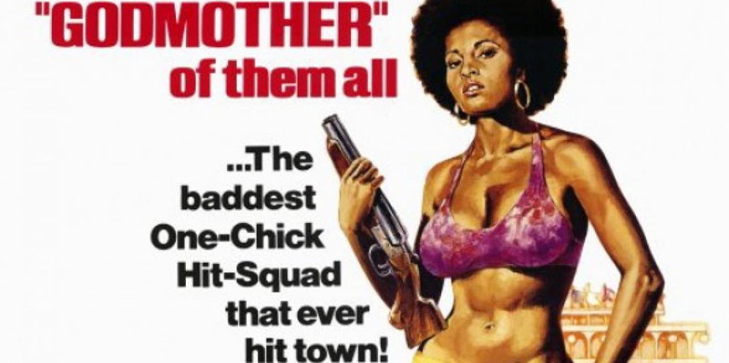 Godmother Pam Grier