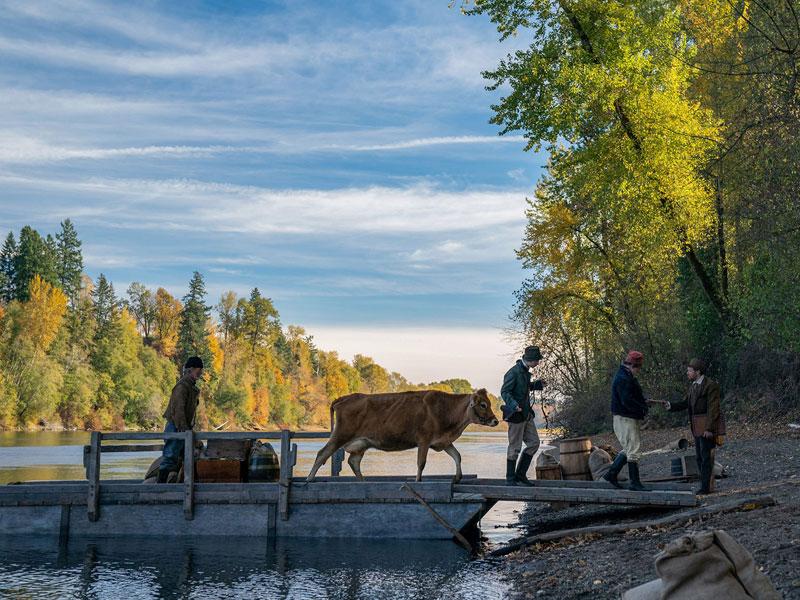 First Cow van Kelly Reichardt is een van de te verwachten hoogtepunten.