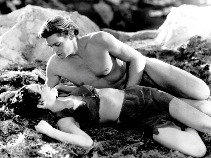 Me Jane, You Tarzan
