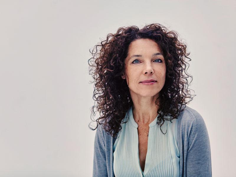 Paula van der Oest | Foto: Janey van Ierland