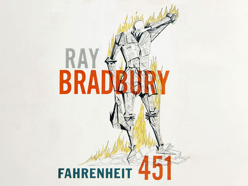 Fahrenheit 451 van Ray Bradbury